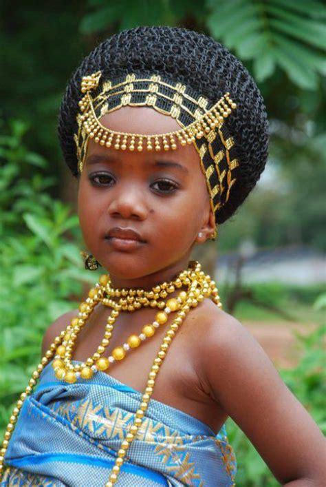 Naija Traditional Wears For Children