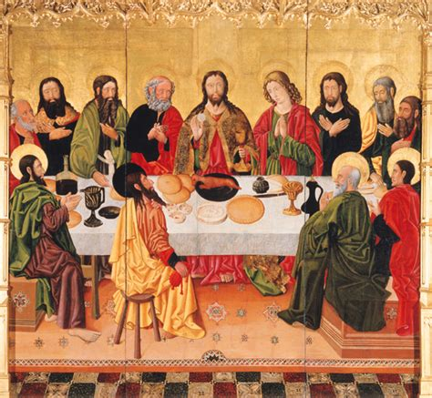 Bible Wedding Supper by The Hungry Jesus Biblical Archaeology Society