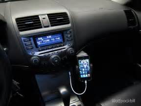 iphone 5 mount aux input drive accord honda forums