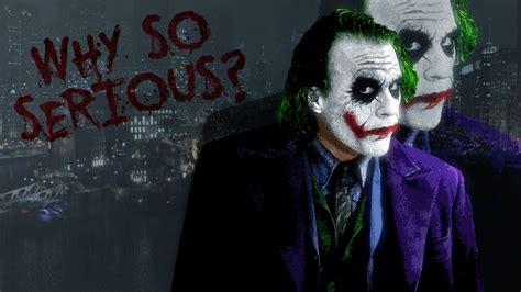 of joker joker wallpaper why so serious 586 12355
