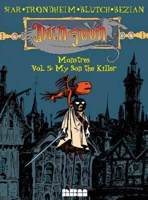 killer coloring horror mashup volume 1 books dungeon monstres vol 5 joann sfar 9781561639373