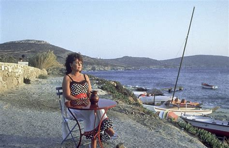 shirley valentin the islands mykonos and shirley