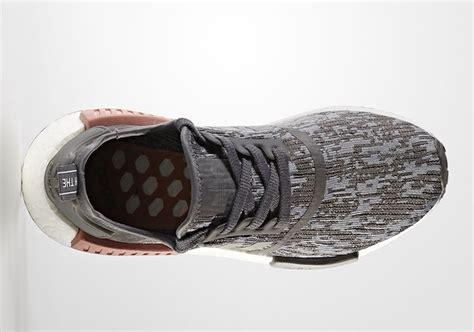 Sepatu Adidas Nmd Runner Original Premium Grey the adidas nmd r1 textile gets a glitch camo makeover