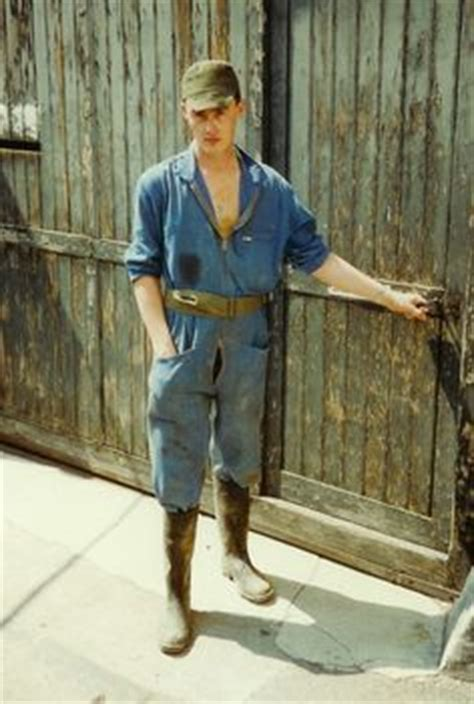 rubber boot ning 1000 images about guys in overalls on pinterest