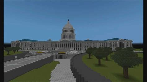 Find My Floor Plan Minecraft Amazing Us Capitol Building Youtube