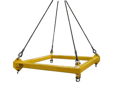 design lifting frame lifting beams h style adjustable spreader beam cross x
