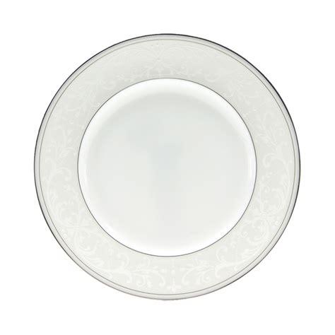 Plat Bordes Aerox Silver 1 pearl symphony accent plate nikko ceramics inc