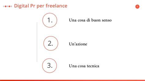 digital pr per freelance mariachiara montera