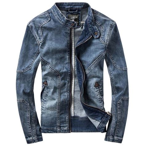 S Casual Regular Outdoor Jackets Denim Jackets With new retro classics denim jacket vintage clothes casual