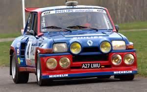 Renault Rally Cars Renault 5 Turbo Rally Image 91