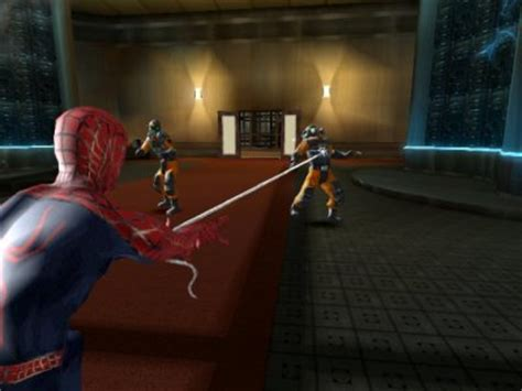 swing man games spider man 3 wii review