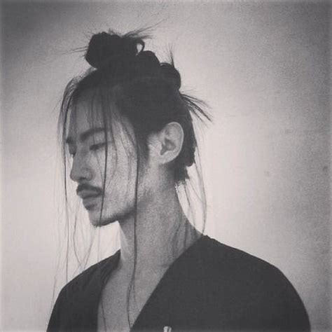 clip on top knot for men pinterest the world s catalog of ideas