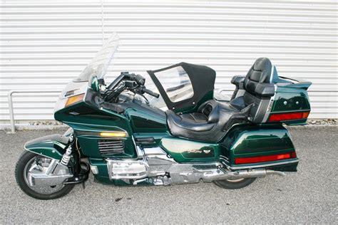 Motorrad Mit Seitenwagen Vermietung by Motorrad Occasion Kaufen Honda Gl 1500 Gold Wing Se