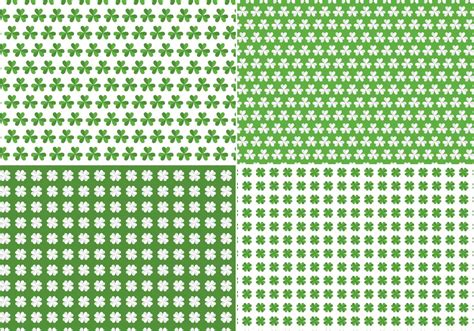 pattern st in photoshop seamless clover pattern pack free photoshop brushes at
