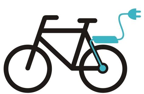 Electric Assist Bicycles (eBikes) Policy Development ... E Bike Clipart