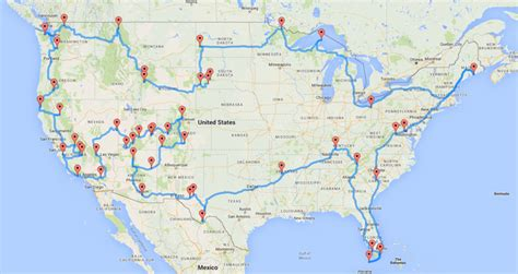map of all national parks in the united states map road trip usa memes