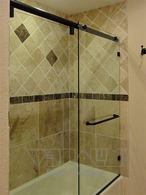 Aqua Glass Shower Door Replacement Parts Aqua Glass Shower Doors Aquaglass Designer 8mm Frameless Sliding Shower Doors Bep9153lb 17
