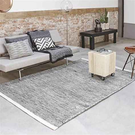 zwart vloerkleed landelijk de trends op het gebied van vloerkleden lifestyle wonen