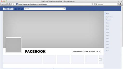 facebook timeline cover page templates download facebook