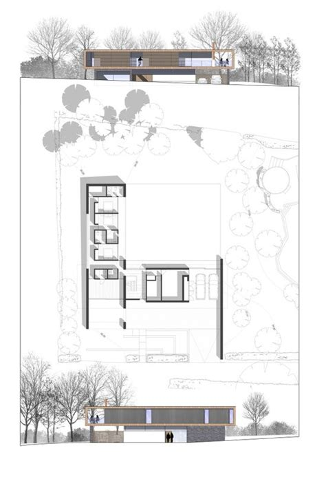 pin by matthieu mielvaque on architectural drawing pinterest architectural drawings arch architectural presentation