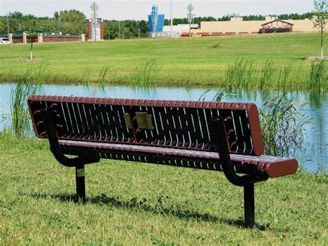bench korea benches honor korean war soldiers local chippewa com