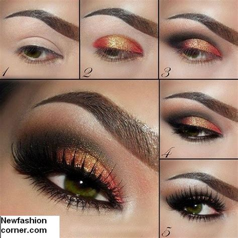 Tutorial How To Get That Fabulous Smoky Look by 13 Glamorous Smoky Eye Makeup Tutorials For Stunning
