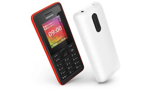 Nokia 107 Dual Sim nokia 107 and nokia 108 dual sim phones are now available in india for rs 1607 and rs 1883