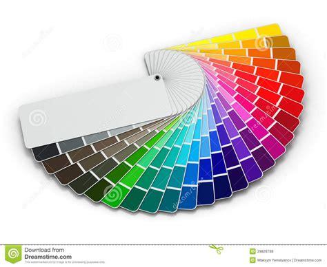 gu 237 a de la paleta de colores en el fondo blanco fotos de