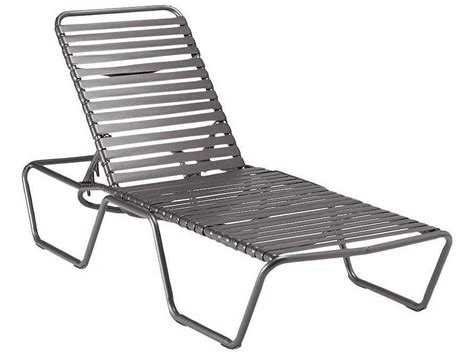 strap chaise lounge woodard baja strap aluminum stackable chaise lounge 23m470