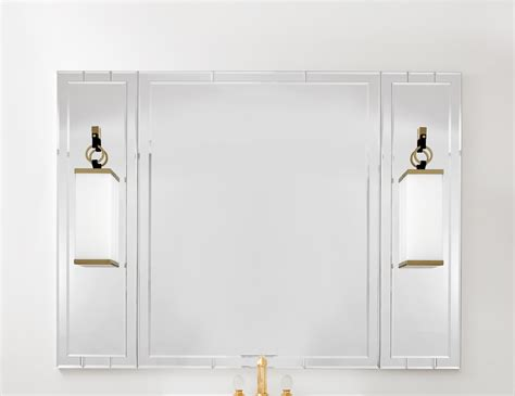 art deco style bathroom mirrors bathroom mirror art deco reversadermcream com