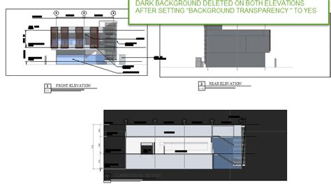 sketchup layout change background color exported drawings dwg in sketchup layout has black