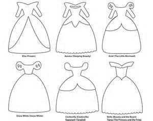 6 de papel modelos de vestido de corte durante 8