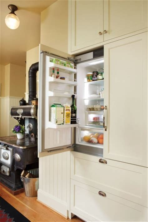 ways  hide kitchen appliances  house