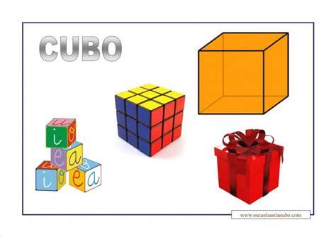 figuras geometricas un cubo figuras y formas geom 233 tricas