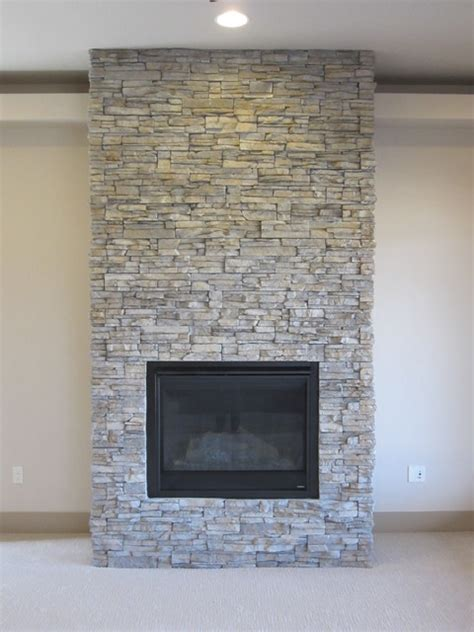 coronado stacked indoor fireplaces boise by