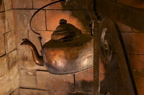 Fireplace Kettles by Maison Tranquil Magical Country House Near Carcassonne