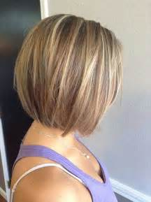 hair lowlights for 50 50 short bob hairstyles 2015 2016 short hairstyles