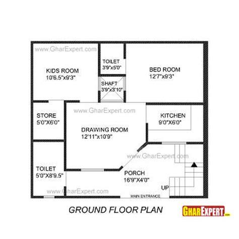 Kerala Home Design 900 Sq Feet by House Plan For 29 Feet By 26 Feet Plot Plot Size 84