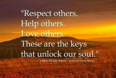 Recpect Fo Others respect others help others others these are the