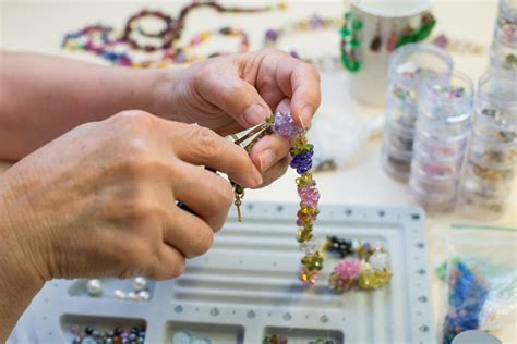 make jewelry at home for a company image gallery jewerly