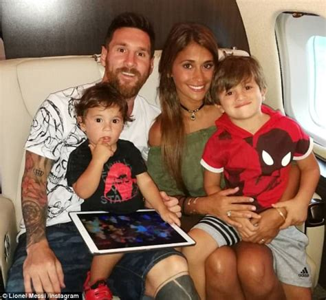 messi born new baby barcelona striker lionel messi and wife expecting third