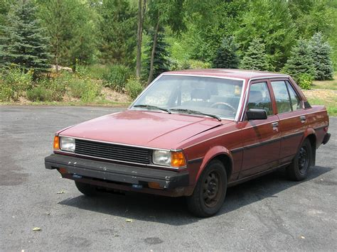 Toyota Corolla 1982 1982 Toyota Corolla Other Pictures Cargurus