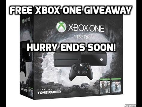 Free Xbox One Giveaway - free giveaway 2016 xbox one giveaway open enter for free free xbox one