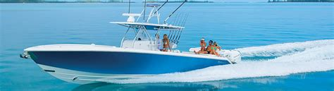 boat building in the bahamas bahama 37 center console boats incredible offshore