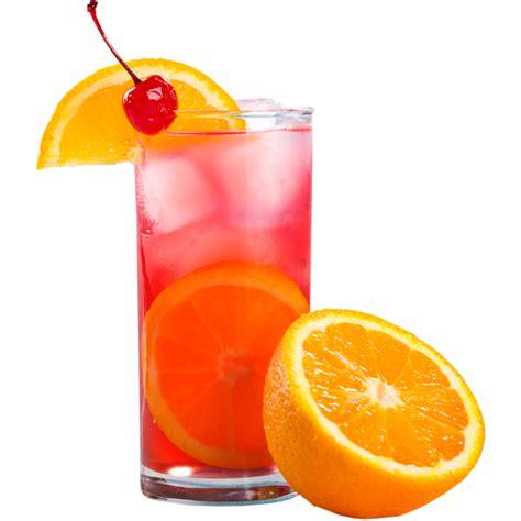 martini transparent summer fruits drink transparent background