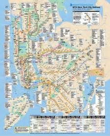 How To Read New York Subway Map by Which U S Cities Have The Best Public Transit Live