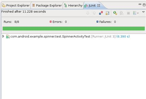 android studio junit tutorial activity testing tutorial android developers