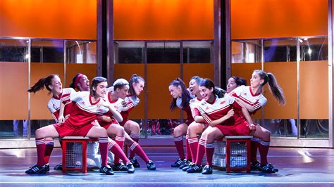 bend it bend it like beckham the musical theater review
