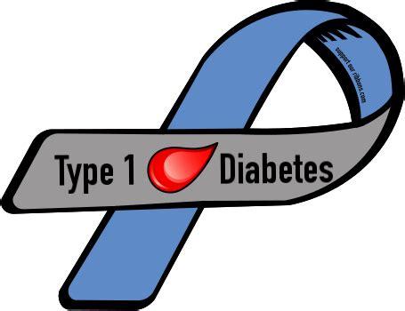 diabetes ribbon color custom ribbon type 1 diabetes