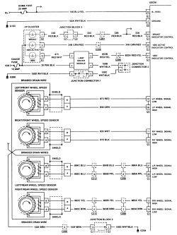 repair anti lock braking 1993 bmw 7 series transmission control repair guides anti lock brake system abs diagnosis and testing autozone com